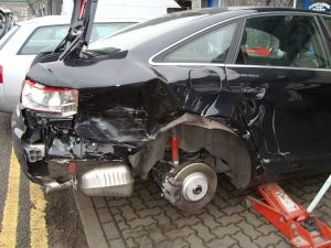Damaged Vehicle Repair